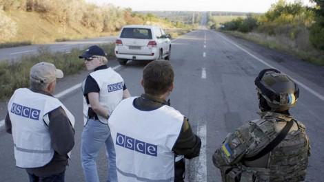 Отборный мат выдал генерала РФ прибывшего на позиции ВСУ в составе ОБСЕ,- Бригинец