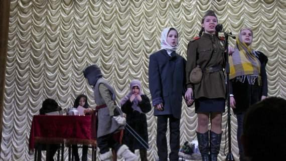 Скрепы наше все: в Крыму прошел конкурс «Мы-наследники Победы» (ФОТО)