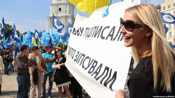 Киевлянка рассказала как сепаратистка подтолкнула ее стать украиноязычной
