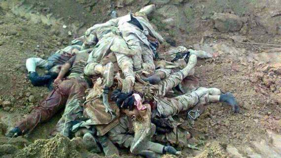 В окрестностях Пальмиры ИГИЛ уничтожил российский спецназ