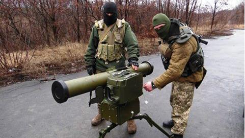 Украинские десантники получили новое смертоносное оружие (ФОТО)