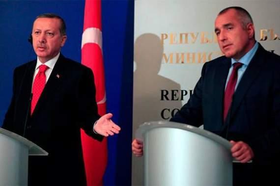 Болгария на празднование Дня освобождения от османского ига пригласила Эрдогана, а не Путина