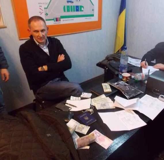 Скандальный экс-глава Винницкой полиции, обвиняемый в сепаратизме пытался сбежать в Россию
