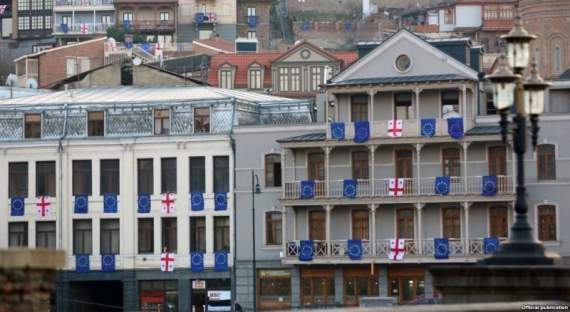 Еврокомиссия одобрила предоставление Грузии безвизового режима