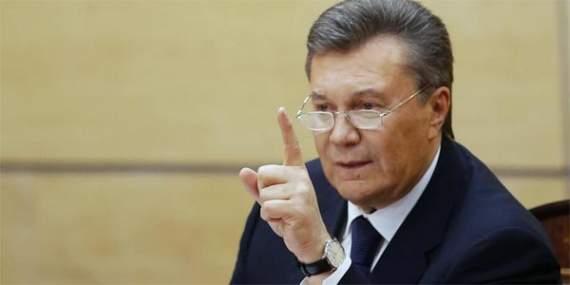 Суд ЄС зобов'язав Україну компенсувати родині Януковича 6 млн грн