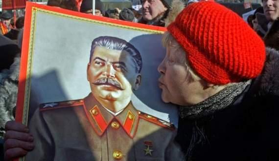 Сталин головного мозга в рунете