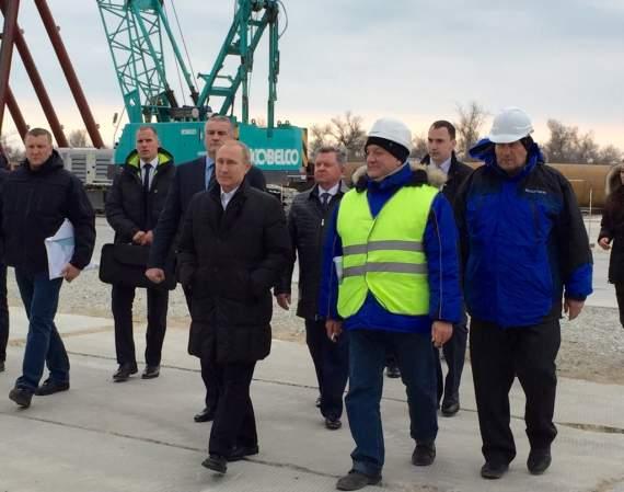 Оккупанты только сейчас поняли, что для постройки Керченского моста нужно согласие Украины