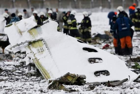 После катастрофы россияне решили отказаться от туров в Дубай (запись разговора экипажа)