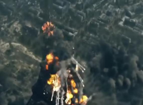 ИГИЛ показало видео «взрыва» Эйфелевой башни