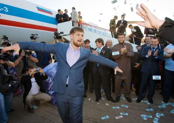 Русский мир: мобильный оператор ОРЛО отжали чеченцы