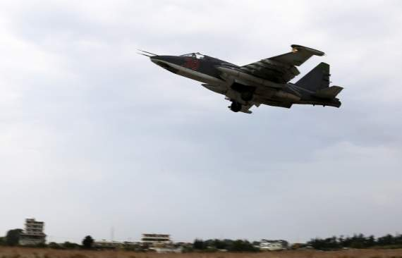 Самолетопад продолжается, – штурмовик Су-25 разбился в Приморье.