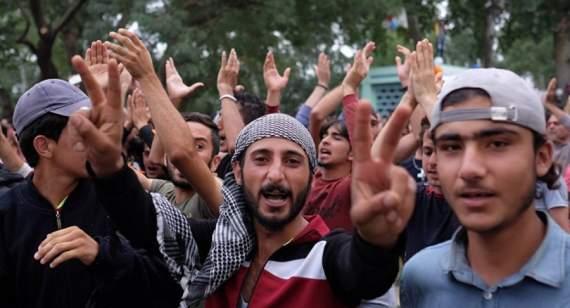 Под Киевом хотят построить пункт временного размещения для беженцев из Сирии