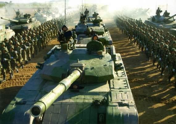 Китай увеличит военный бюджет до $200 млрд!