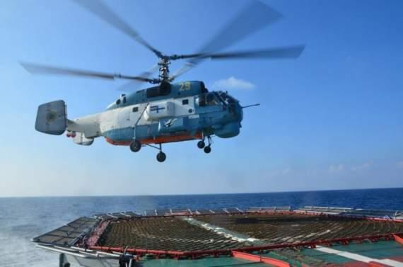 ВМС Украины и Турции совместно топили вражескую субмарину