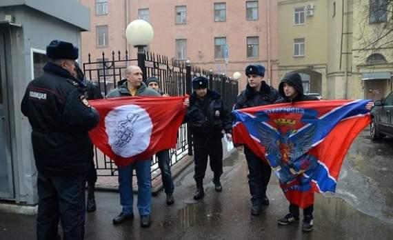 В чем разница между погромами дипмисий в Украине и в России