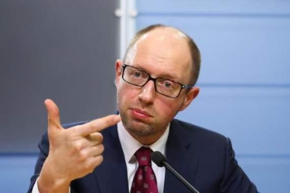 В США узнали сроки отставки Яценюка