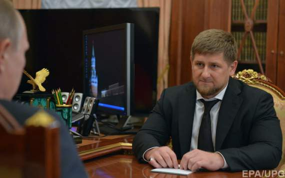 Силовики и Путин договорились слить Кадырова