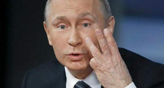 петля на шее Путина затягивается