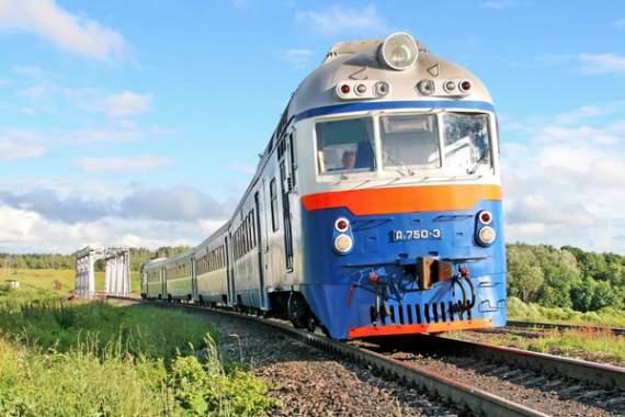 РФ отменила все поезда в Украину