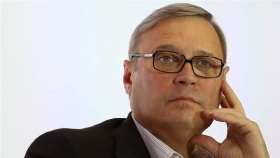 Российский оппозиционер Касьянов предлагает вернуть Крым Украине