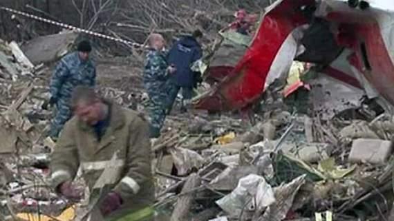 Подтвержден расстрел выживших поляков опергруппой ФСБ при теракте под Смоленском