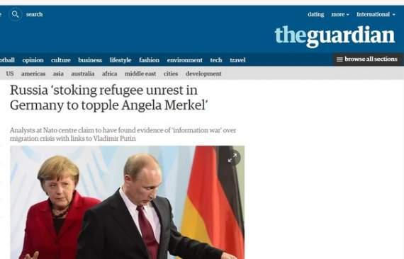РОССИЯ ПЫТАЕТСЯ РАЗРУШИТЬ ЕС, ФИНАНСИРУЯ ОДНОВРЕМЕННО ПРОФАШИСТСКИЕ И ИСЛАМИСТСКИЕ ОРГАНИЗАЦИИ