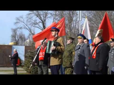 Адский Ад! Песня сoлдата НКВД! /видео/