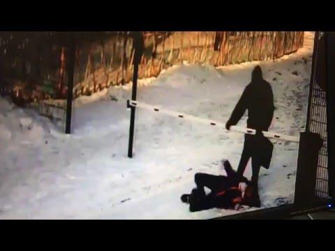Духовноскрепия и ее обитатели, – в Нижнекамске мужчина избил девочку /видео/