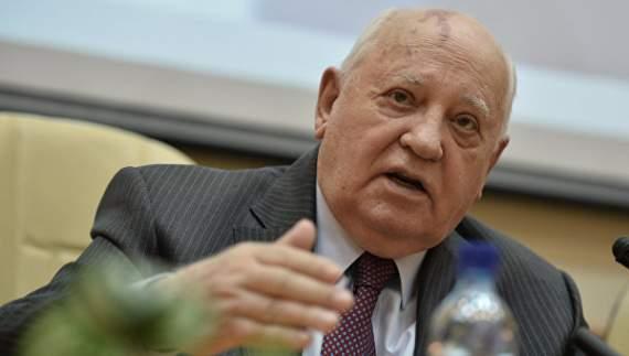 Горбачев предложил распустить ЛДПР