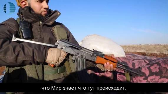 Путин – союзник террористов ИГИЛ. Репортаж Рами Джарраха с линии фронта (январь 2016).