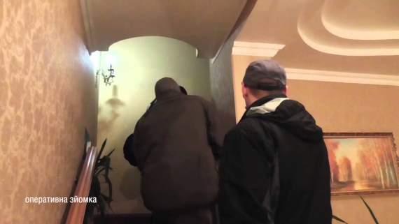 НАБУ выложило видео перестрелки с одесским судьей