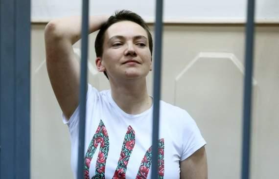 Новое в деле Надежды Савченко! Голодовка убивает