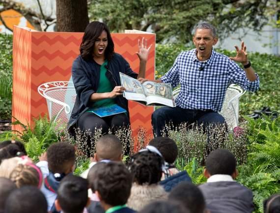 Обама пугает всех чудовищами