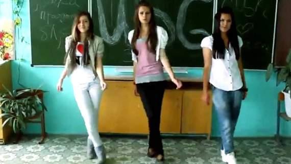 Российские школьницы о мастурбации