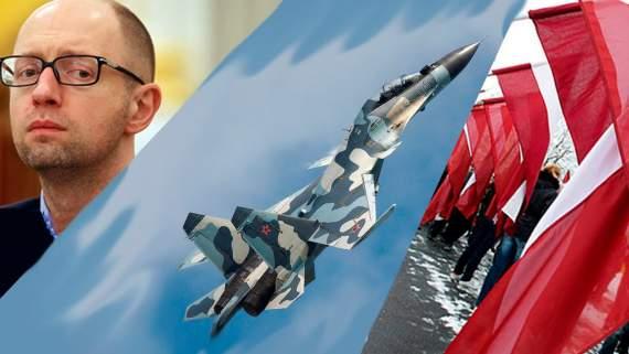 Яценюк остается. Войска в Сирии. Латвийский скандал (Анонс)