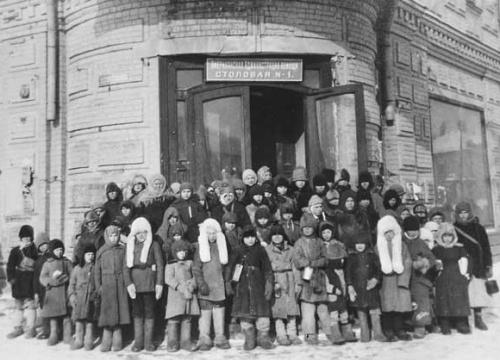 Как Америка спасала Россию в 1921-1922 гг.