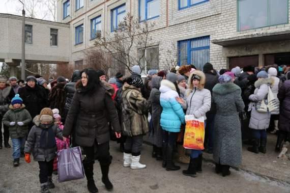 Из-за конфликта на востоке Украины 1,5 миллиона человек оказались на грани голода – ООН