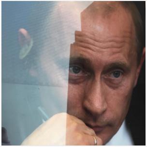 Путин рекламирует презервативы