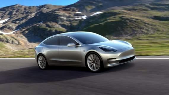 Новая Tesla: запас хода 346 км, разгон до 100 км/ч за 6 сек., цена $35 тыс. (видео)