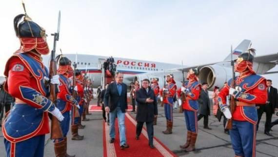 """Лавров таки """"дебил"""" (с) Умудрился опозориться в Монголии (фото)"""