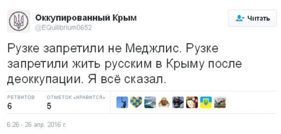 Новости Крымнаша. Выпуск #531 за 26.04.2016