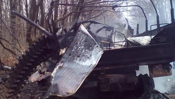 Не выдержав страшных мук — раненный сержант ВС РФ подорвал себя в грузовике наполненном ранеными