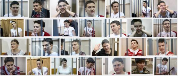 Последние новости о Надежде Савченко от Ильи Новикова
