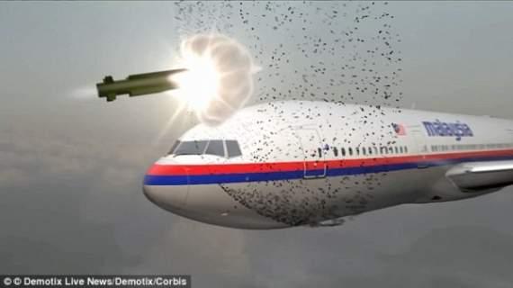 Документальный фильм «Секретные документы: кто сбил MH17?»