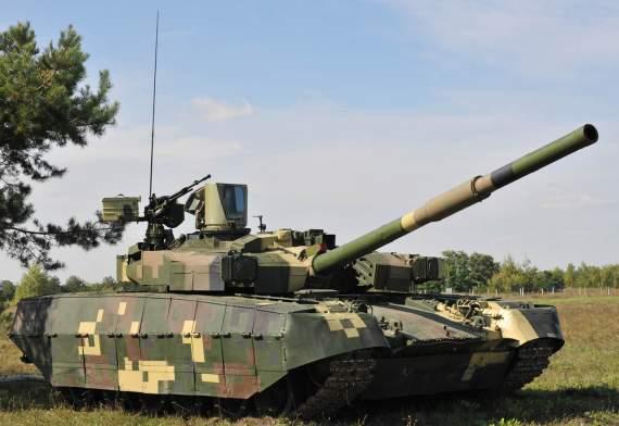 Броня на экспорт: украинский путь