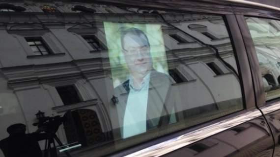 У Києві прощаються з адвокатом Юрієм Грабовським