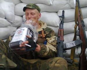 Пьяный российский военный устроил стрельбу в центре Донецка