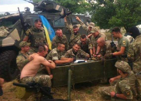 """Украинские воины пишут письмо россиянам: """"Ну вот и прошло 2 года вашей с нами войны"""""""