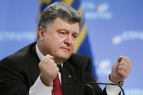 Пресса США ставит ультиматум Порошенко