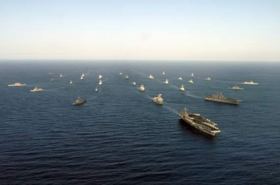 Румыния лоббирует создание Черноморского флота НАТО с участием Украины и  Грузии